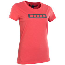 ION Seek DriRelease Kurzarm-Shirt Damen pink isback